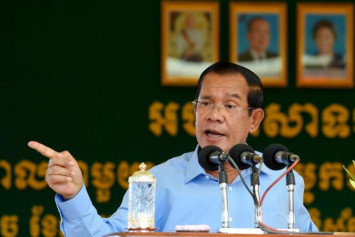 Cambodian PM Hun Sen: Claim that China is 'invading' Kingdom is crazy