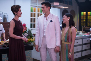 A 'Crazy Rich Asians' sequel is officially happening and there's a new love story