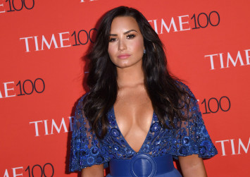 Demi Lovato thankful to be alive after overdose