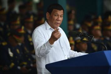 Don't take Duterte's rape joke seriously, says Philippine palace