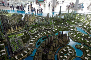 Malaysia bars foreigners from Johor's US$100b Forest City project that drew Chinese buyers