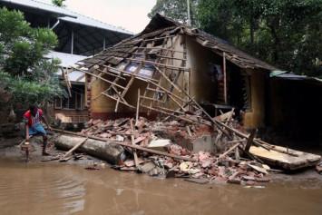 'Snake alert' issued in India's flood-hit Kerala