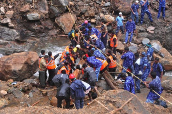 More than 1 million people in Kerala flood relief camps