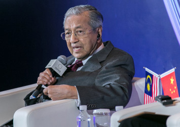 East Coast Rail Link and pipeline projects with China cancelled, says Malaysian PM Mahathir