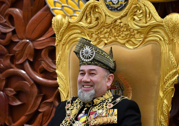 Malaysian king cancels birthday celebrations, returns funds to government