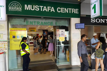 Mustafa Centre being investigated by MOM for alleged employment offences