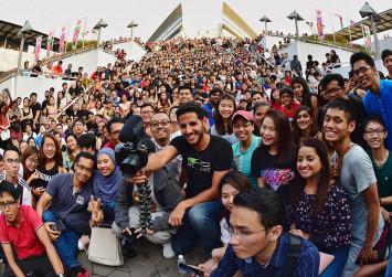 Israeli-Palestinian vlogger Nas Daily says no hidden agenda to bash Malaysia in videos