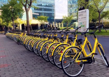 Chinese bike-sharing startup Ofo considering bankruptcy