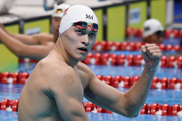 'Too sexy': China groupies swoon for swim king Sun Yang