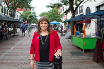US transgender woman moves closer to being Vermont governor