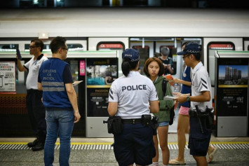 Anti-molest volunteers to patrol MRT stations in Singapore