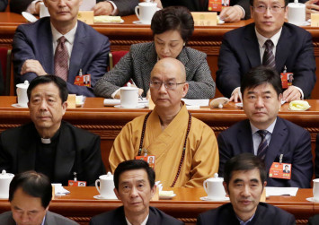 Buddhist monk master in China resigns after sexual misconduct allegations