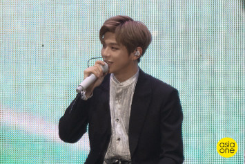 Kang Daniel allows cameras during fanmeeting because he is CEO