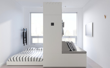 Ikea's Rognan robotic furniture collection is the solution for small homes