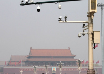 Cities in China most monitored in the world, report finds