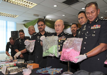 Dealers using family karaoke joints to sell drugs in Malaysia