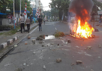 Protests in Indonesia's Papua spotlight demand for independence referendum