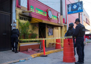 At least 26 killed in 'horrendous' arson attack on bar in Mexico