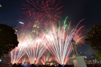 NDP 2019: 27,000 turn up at the Padang for Singapore's bicentennial birthday bash