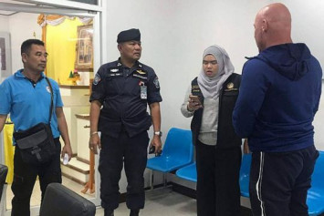 Norwegian charged with strangling Singaporean woman's husband in Phuket gets bail