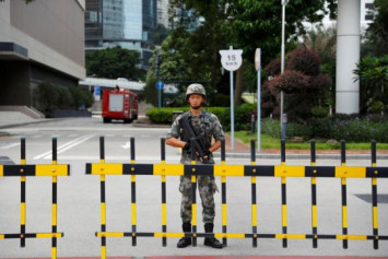 China rejected Hong Kong's plan to appease protesters: Sources