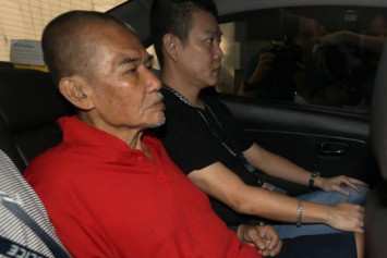 """A man with a rag and bone who went on """"revenge for an attack"""" in Lorong 23 Geylang against murder trial"""