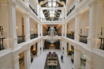 New 'old' Raffles Hotel reopens after 2-year renovation. Here's how it looks inside