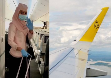 Royal Brunei Airline offers 85-minute 'flight to nowhere' scenic tour due to Covid-19, has waitlist of 300
