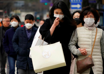 South Korea reports biggest rise in coronavirus cases since March