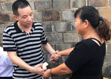 Ex-wife of man in China wrongfully detained for 27 years kept up struggle to clear name