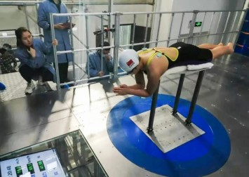 How missile tech rocketed China to Olympic swimming gold