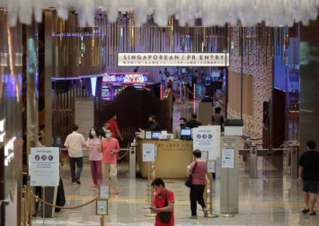 Marina Bay Sands casino reopens with new measures after 2-week closure due to Covid-19 cluster