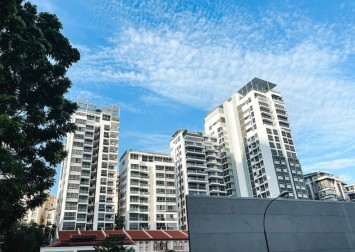 16 rare condominiums in the Core Central Region with conserved buildings