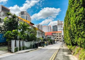 We ranked the bottom 10 Singapore districts by appreciation