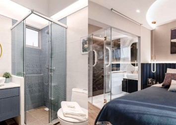 Singapore homes with dreamy hotel-style bathrooms