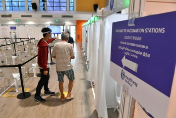 Singapore residents can walk in for Covid-19 jabs at any vaccination centre from Aug 10