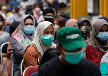 Indonesia probes suspected data breach on Covid-19 app