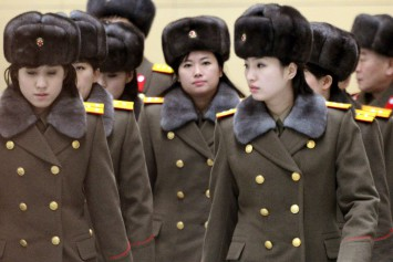 All eyes on N Korea's girl band amid talks on participation in PyeongChang Olympics