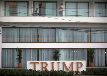 Trump's DC hotel eyed for Democratic probes