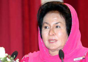 Permata funds do not go in my handbag: Rosmah