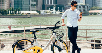 oBike to roll out its own cryptocurrency in 2018: The longer you ride, the more you earn