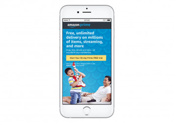 Amazon Launches Amazon Prime in Singapore
