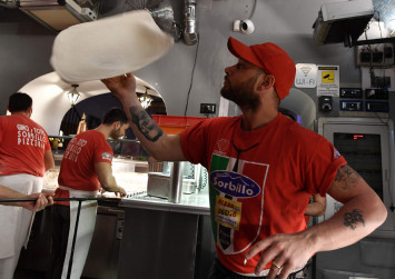 Naples pizza twirling wins coveted Unesco 'intangible' status