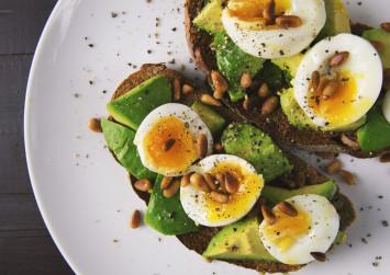 Go ahead, eat eggs – especially the yolk