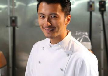 Hong Kong actor Nicholas Tse cooks up a storm