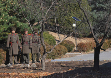 North Korean soldier defects to South via DMZ: Seoul