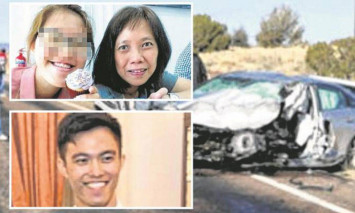 Arizona highway accident claims lives of SAF scholar and parents