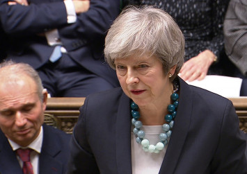 Threshold reached to trigger no confidence vote in PM May: BBC