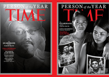 Time's 'Person of Year' goes to journalists, including Reuters pair