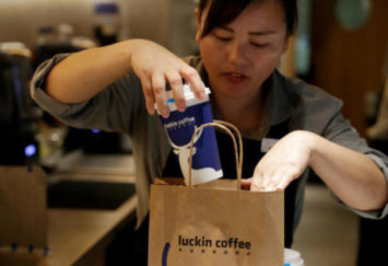 Tea-loving China warms to coffee's call